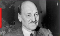 Clement Attlee, National Archives